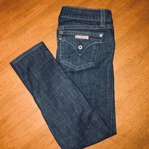 💕 Hudson Premium Denim Flap Pocket Jeans SIZE 28